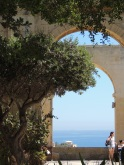 The horizon inside -© Paola Butera - La Valletta Malta 2016